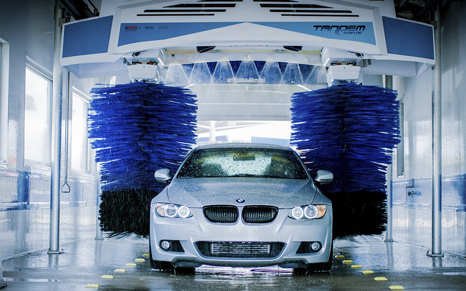 Quality Car Wash Car Wash Package